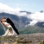 Girdwood Wedding: Amanda & Peter at Alyeska Resort by Joe Connolly