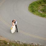 Seward Highway Wedding: Kara & Peter at McHugh Creek