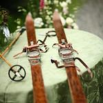 Girdwood Wedding: Anna & Matt at Raven Glacier Lodge by Joe Connolly