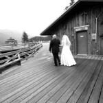 Tutka Bay Wedding: Amanda & Gordon at the Tutka Bay Wilderness Lodge