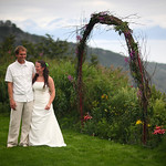 Homer Wedding: Jen and John at a Private Residence by Josh Martinez