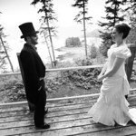 Juneau Wedding: Courtney & Rhys at Our Shrine of St. Therese by Joe Connolly