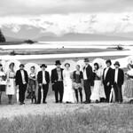 Juneau Wedding: Courtney & Rhys at Eagle Beach by Joe Connolly