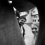 Juneau Wedding: Jennifer & Daniel at the University of Alaska Southeast by Joe Connolly