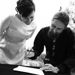 Kasilof Wedding: Jill & Jeremy at a Private Residence by Josh Martinez