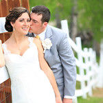 Nikiski Wedding: Nicole & JD at a Private Residence by Heather Thamm