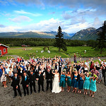 Majestic Valley Lodge Wedding: Rachael & Peter