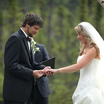 Moose Pass Wedding: Lindsay & Nicholas at the Inn at Tern Lake
