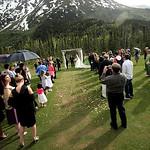 Moose Pass Wedding: Lindsay & Nicholas at the Inn at Tern Lake