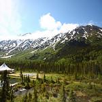 Moose Pass Wedding: Amanda & Ken At The Inn At Tern Lake