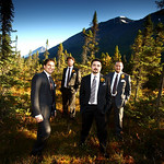 Moose Pass Wedding: Carly & Ryan at The Inn at Tern Lake by Joe Connolly