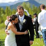 Moose Pass Wedding: Amy & Craig at the Inn at Tern Lake