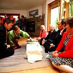Moose Pass Wedding: Becky & Paul at The Inn at Tern Lake