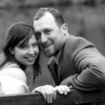 Moose Pass Wedding: Oona & Matt at The Inn at Tern Lake by Joe Connolly