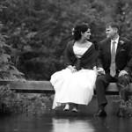 Moose Pass Wedding: Stephanie & Dan at the Inn at Tern Lake