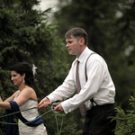 Moose Pass Wedding: Stephanie & Dan at the Inn at Tern Lake