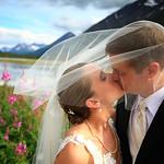 Moose Pass Wedding: Stephanie & Max at the Inn at Tern Lake