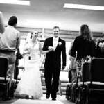 Cooper Landing Wedding: Stephanie & Max at St. John Neumann Catholic Church by Josh Martinez