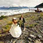 Knik River Lodge Wedding: Amanda & Mark by Heather Thamm
