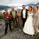 Knik River Lodge Wedding: Amanda & Mark by Heather Thamm