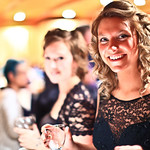 Palmer Wedding: Christin & Nate at a Private Residence by Joe Connolly