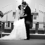 Palmer Wedding: Jamie & Philip at St. John Lutheran