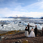 Knik Glacier Wedding: CJ & David by Joe Connolly