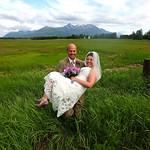 Palmer Wedding:Keri & Garnet at a Private Residence
