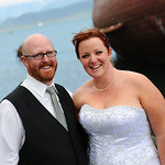 Seward Wedding: Erica & Brent at the Seward Windsong Lodge by Ralph Kristopher
