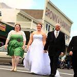 Seward Wedding: Erica & Brent at the Seward Windsong Lodge
