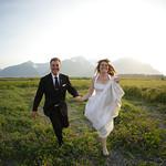 Seward Wedding: Sara & Matthew at a Private Residence by Joe Connolly