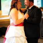 Seward Wedding: Brittany & Taylor at the Seward Windsong Lodge