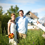 Seward Wedding: Valerie & Dan At Lowell Point by Joe Connolly