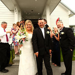 Seward/Cooper Landing Wedding: Genni & Ross at Seward United Methodist