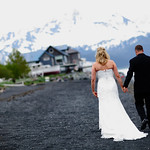 Seward/Cooper Landing Wedding: Genni & Ross at Lowell Point