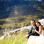 Skagway Wedding: Kathryn & Neal by Josh Martinez