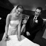 Soldotna Wedding: Kjersta & Dustin at Christ Lutheran Church by Joe Connolly