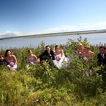Kenai Wedding: Kjersta & Dustin at the Kenai Senior Center by Joe Connolly