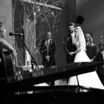 Soldotna Wedding: Megan & Andy at the Soldotna Bible Chapel by Chris Beck