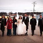 Soldotna Wedding: Megan & Andy Around Soldotna by Joe Connolly