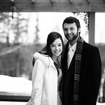 Soldotna Wedding: Megan & Andy at a Private Residence by Joe Connolly