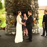 Talkeetna Wedding: Kyra & Derek at the Talkeetna Alaskan Lodge by Joe Connolly