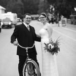 Talkeetna Wedding: Kyra & Derek Around Talkeetna by Joe Connolly