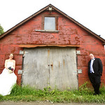 Talkeetna Wedding: Jodi & Bill Around Talkeetna by Joe Connolly