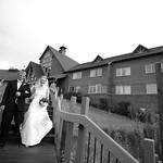 Talkeetna Wedding: Jodi & Bill at the Talkeetna Alaska Lodge by Joe Connolly