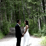 Talkeetna Wedding: Alison & Seth Around Talkeetna by Joe Connolly