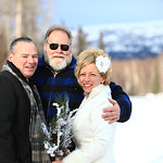 Wasilla Wedding: Carri Ann & Kevin at a Private Residence in Wasilla by Joe Connolly