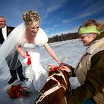 Wasilla Wedding: Julie & Scott At Goose Bay by Joe Connolly