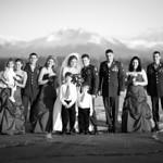 Wasilla Wedding: Rachael & Jesse at Settler's Bay Lodge by Joe Connolly