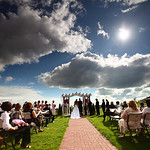 Wasilla Wedding: Julie & Tyson at Settlers Bay Lodge by Joe Connolly